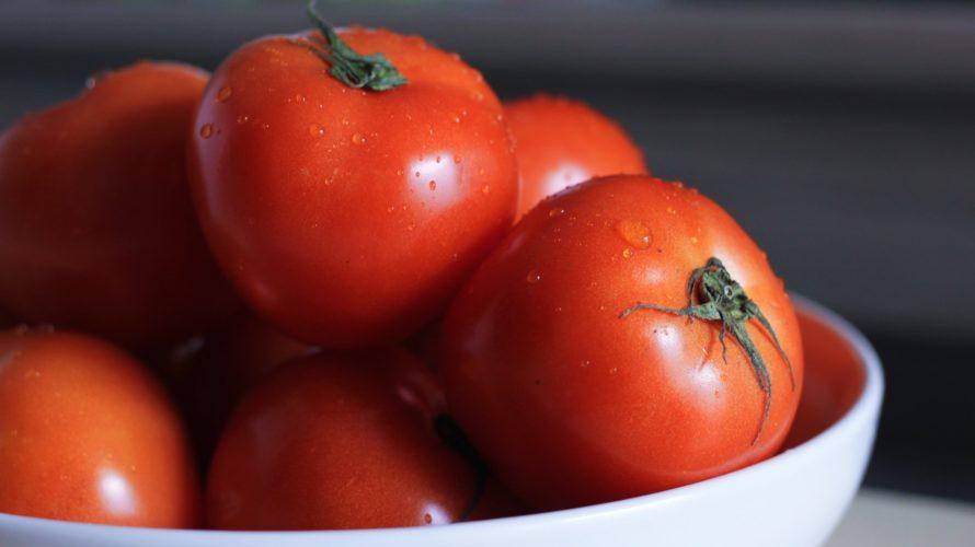 トマト栽培。【病気と思っていたのは生理障害⁈画像有り】